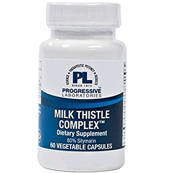 Milk Thistle Complex 60 VegiCaps