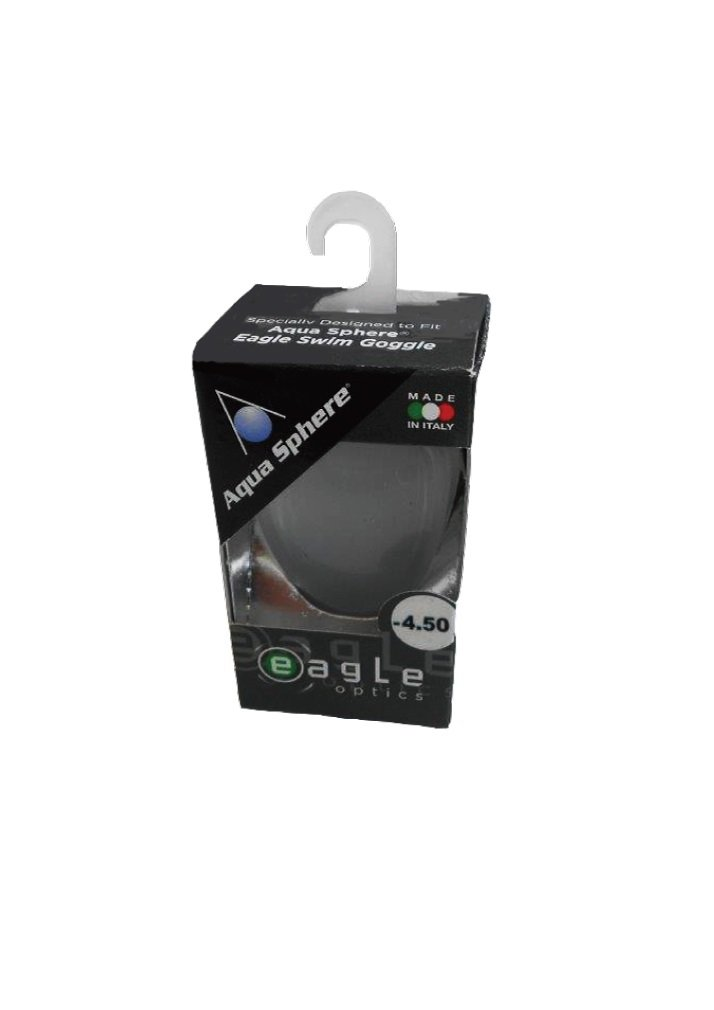 2a9d83b029 Aqua Sphere Eagle Optical Lens - Clear  Amazon.co.uk  Sports   Outdoors