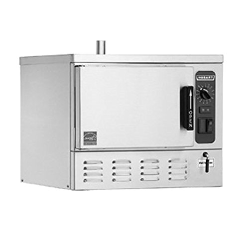 Steamer Connectionless (Hobart HC24EO3-1 Countertop Electric Connectionless Convection Steamer)