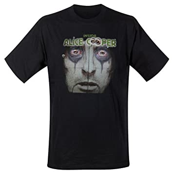 Alice Cooper - T-Shirt Inside (in XL)  Amazon.co.uk  Sports   Outdoors 03398503f9