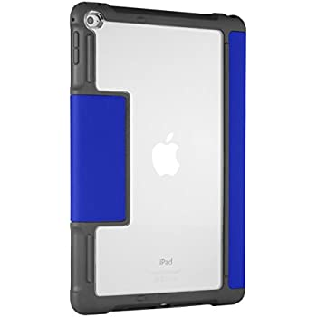 Amazon Com Stm Dux Rugged Case For Ipad Air 2 Blue Stm