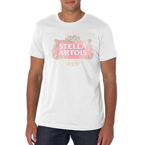 Stella Artois White T Shirt