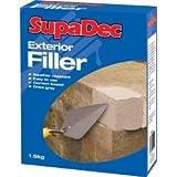 SupaDec Exterior Filler 1.5kg by Supadec