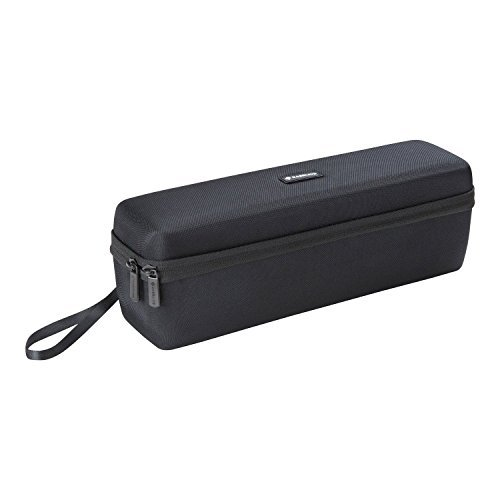 Caseling Hard Case for Jawbone BIG JAMBOX Wireless Bluetooth Portable Speaker. - Fits the Plug & Cables.