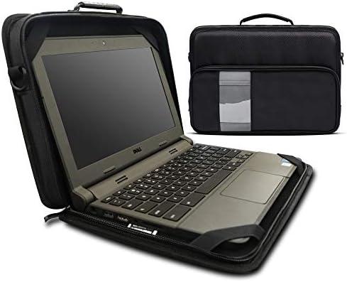 iBenzer Shockproof Protective Chromebook LS BPS 0113BK