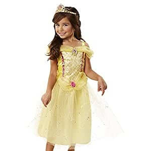 Amazon.com: Disney Princess Belle Dress: Toys & Games