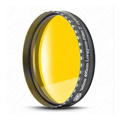 Baader Premium Eyepiece Filter: Yellow, 495nm Longpass - 2'' # FCFY-2 2458311 by Baader Planetarium
