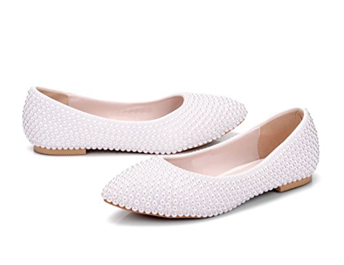 36 Compensées Sandales Blanc EU MGM Blanc Joymod Femme 5 wSYxnqFEg