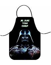 COVERBAGBCN Tablier Star Wars/Darth Vader Je suis Ton Chef