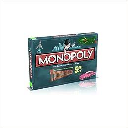 Thunderbirds Monopoly Board Game: Amazon.es: Libros en idiomas extranjeros