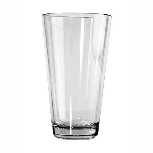 Bistro Premium Quality Plastic 20-ounce Water Tumbler | set of 6