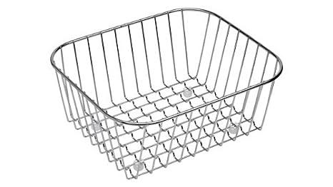 Franke 0398162 Acero inoxidable cesta y bandeja para el fregadero - Cestas y bandejas para el