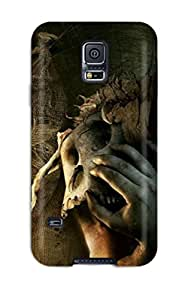 Snap-on Asbel Grim Cold And Alone Case Cover Skin Compatible With Galaxy S5