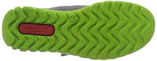 Superfit Sport7 Mini, Zapatillas Para Niños Grau (Smoke Kombi)