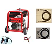 Briggs & Stratton Tri Fuel Portable Generator 12,500 Watts Complete Package