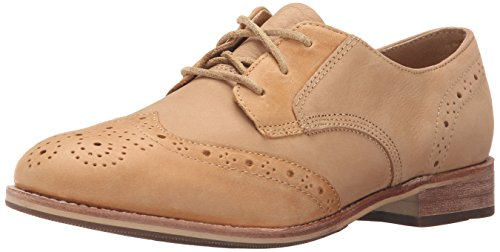 Caterpillar Women's Reegan Oxford, Latte, 7 M US