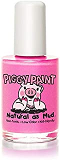 product image for Piggy Paint 100% Non-Toxic Girls Nail Polish - Safe, Chemical Free Low Odor for Kids, Jazz it up