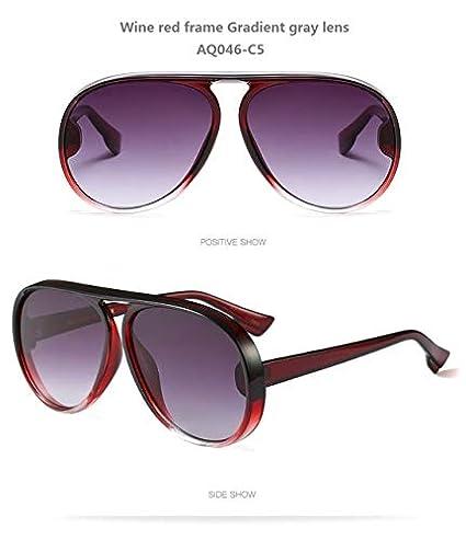 f702401ff32 Shopystore Aq046C5 Solo Tu Fashion Hot Oval Sun Glasses Women Men Brand  Vintage Han  Amazon.in  Car   Motorbike