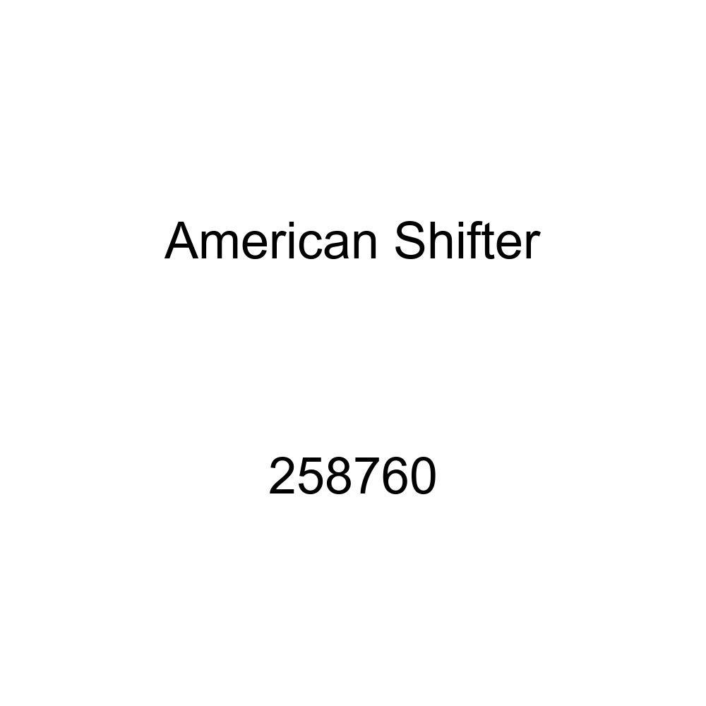 American Shifter 258760 Orange Flame Metal Flake Shift Knob with M16 x 1.5 Insert Yellow 3 Speed Shift Pattern - 3RDL