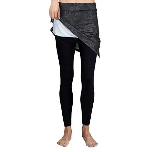 - Topfire Women Active Athletic Skorts/Capri/Long Skirt Lightweight Quick Dry Skirt for Sports Running Tennis Golf Workout