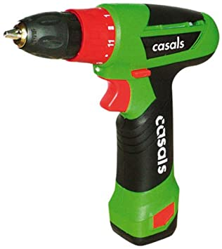 Casals - Atornillador Bateria 10,8V Vcdli10, 8M: Amazon.es ...