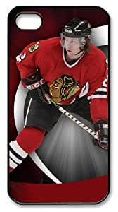 icasepersonalized Personalized Protective Case For Iphone 5C Cover NHL Chicago Blackhawks #2 Duncan Keith