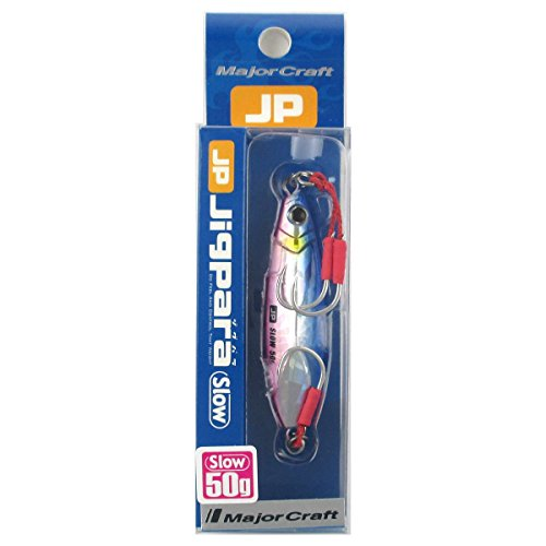 メジャークラフト ジグパラ スロー #04 ブルーピンク 50g JPSLOW-50の商品画像