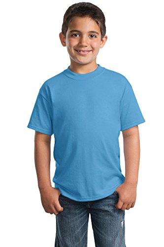Port & Company Boys 50/50 Cotton/Poly T Shirt