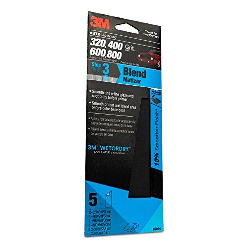 1500 wet dry sandpaper - 1