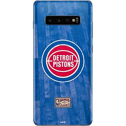 sneakers for cheap da0a2 193fc Amazon.com: Skinit Detroit Pistons Hardwood Classics Galaxy ...