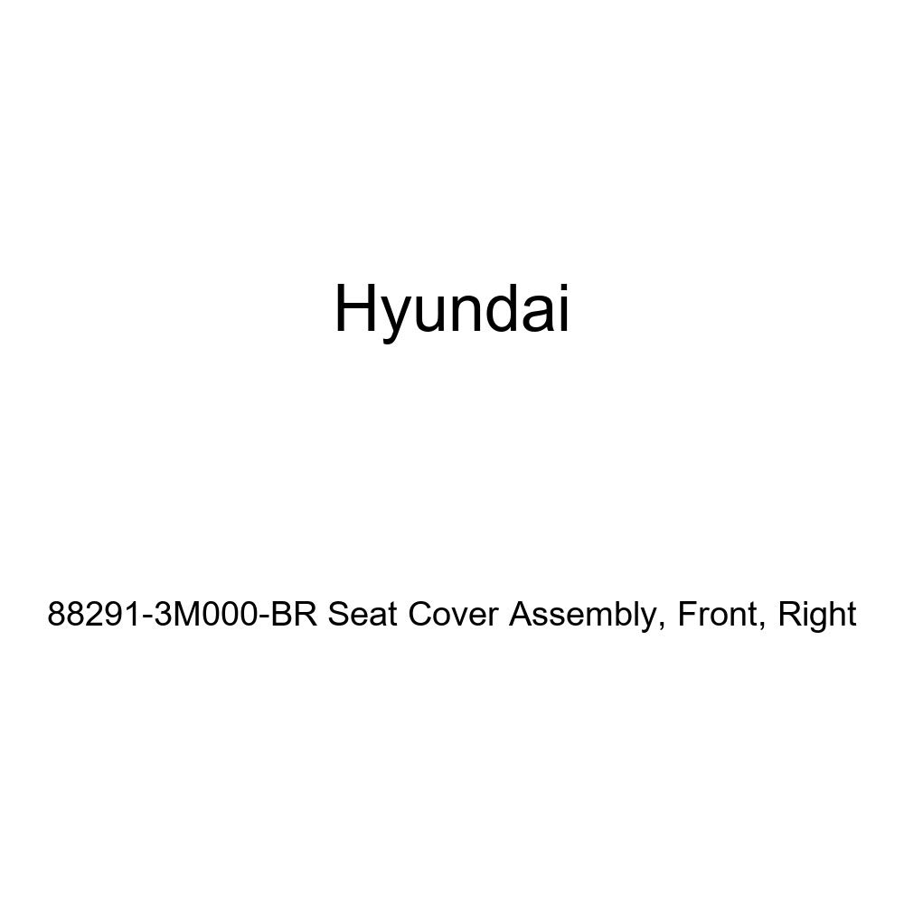 Genuine Hyundai 88291-3M000-BR Seat Cover Assembly Right Front