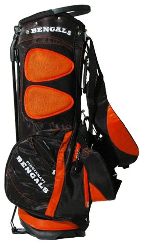 NFL Cincinnati Bengals Stand Golf Bag