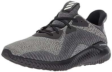 adidas Originals Men's Alphabounce HPC AMS m Running Shoe, Black/Black/Black, 7.5 M US