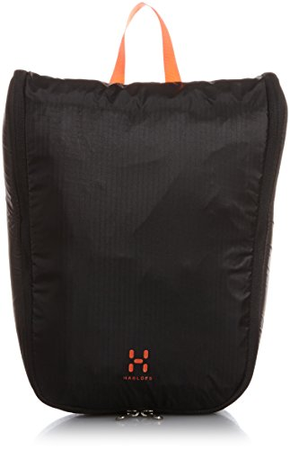 Haglofs Toilet Bag Large Wash Bag One Size True Black for sale  Delivered anywhere in USA
