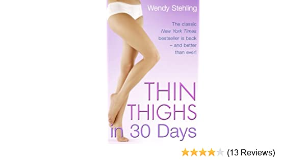 Thin thighs in 30 days 9780552164054 amazon books fandeluxe Gallery