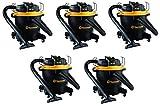 Vacmaster VJH1211PF 0201 Beast Professional Series Wet/Dry Vacuum (5-Pack) For Sale