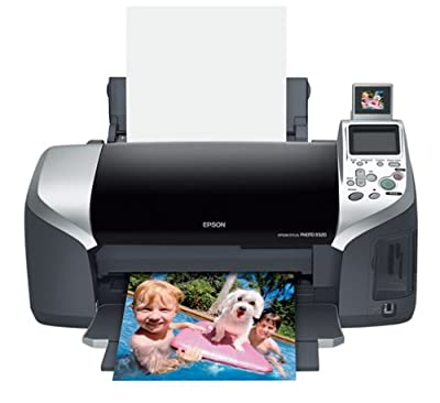Epson Stylus R320 Photo Inkjet Printer by Epson