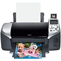 Epson Stylus R320 Photo Inkjet Printer