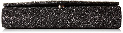 Damara Party Stitch Glitter Womens Chaotic Crystal Black Evening Creative Bag ZPZB4qg