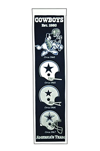 eritage Banner (Dallas Cowboys Fan Banner)