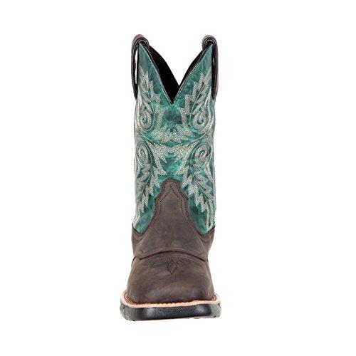 RKW0211 Western Boot 5 Saddle Men's Lightweight Rocky W9 qHtwF7XOwx