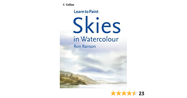 Skies in Watercolour (Collins Learn to Paint): Amazon.es ...