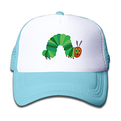 - The Very Hungry Caterpillar Snapback Hat Adjustable Back Mesh Cap For Boy & Girl