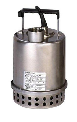 EBARA OPTIMA-3MS1 PRO-DRAINER Manual Sump Pump, 1/3 HP, 1 x 115