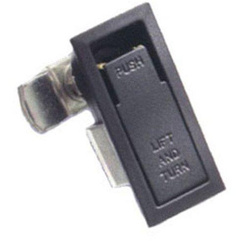 Southco 62-70-15 Black Powder Coated Lift and