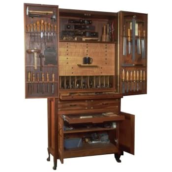 build   tool cabinet plan american furniture design woodworking project plans