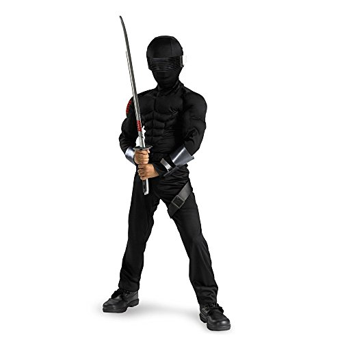 Snake Eyes Classic Muscle - Size: Child S(4-6)