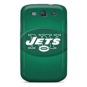 Perfect New York Jets Case Cover Skin For Galaxy S3 Phone Case