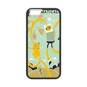 "ZK-SXH - Adventure Time Cartoon Diy Cell Phone Case for iPhone6 Plus 5.5"",Adventure Time Cartoon Personalized Phone Case"
