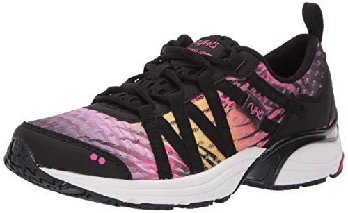 Ryka Women's Hydro Sport Water Shoe Cross Trainer, Black, 9.5 M US